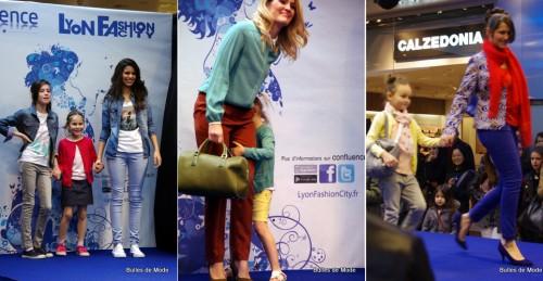 Défilé Maman enfant Confluence Lyon Fashion City