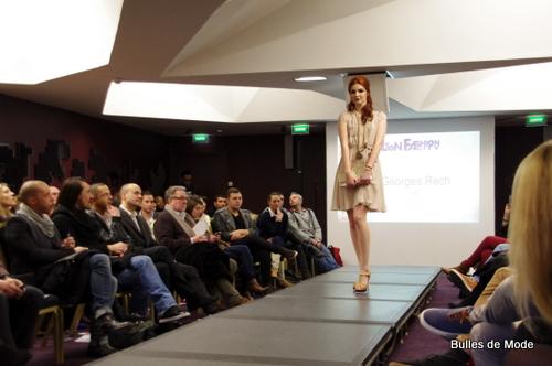 Georges Rech Défilé Lyon Fashion City ETé 2013