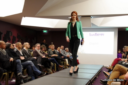 Graphiti Femmes Lyon Fashion City