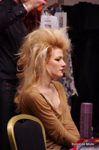 Lyon Fashion City - Coiffure Jack Holt Mode Défilé Femme