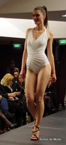 Maillot de Bain MaisoAn Lejaby Couture Défilé Lingerie Lyon Fashion City