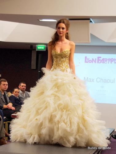 Max Chaoul Lyon Défilé Mode Femme