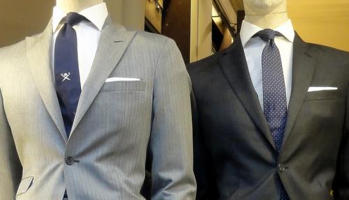 Mode Costume Cravate Homme