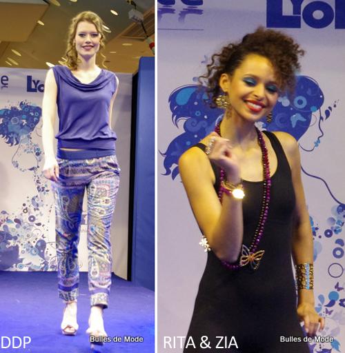 Rita & Zia DDP Défilé Confluence Lyon Fashion City