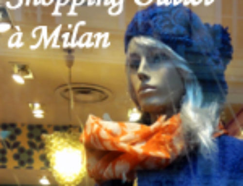 Shopping milan 1 mes bons plans outlets adresses for Milan outlet shopping