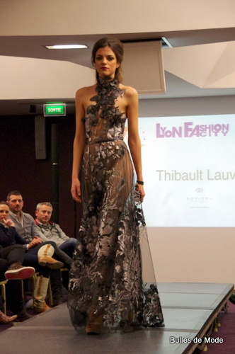 Thibaut Lauvergne Créateur Robes Mode Femme Lyon