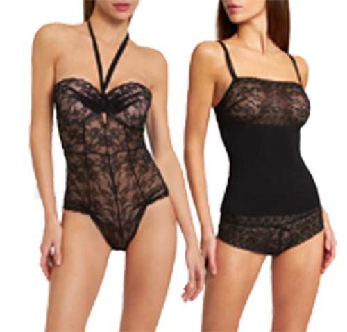 Collection body dentelle Etam Lingerie Eté 2013
