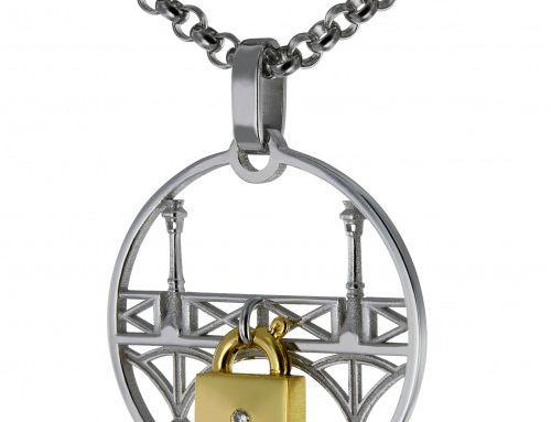 Coup de coeur Bijou : Lock and Love par Philippe Tournaire, ode aux cadenas d'Amoureux