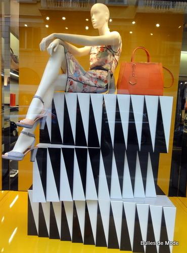 Rayures Verticales Inspiration Mode Tendances Eté 2013 (3)