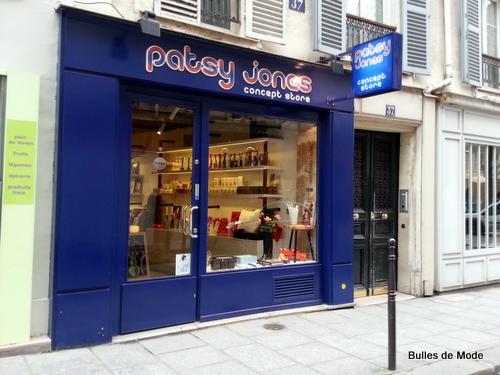 Patsy jones nouvelle boutique d co sympa du marais paris bulles de mode - Magasin deco paris marais ...