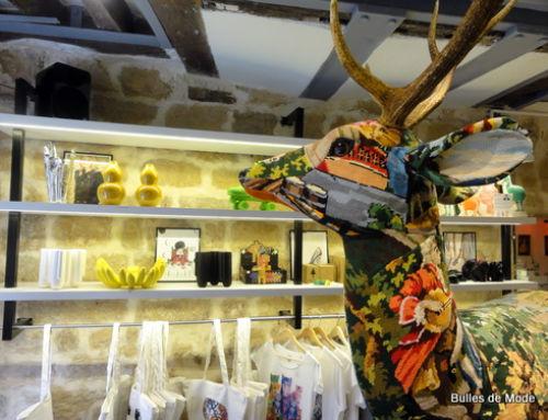 Patsy Jones, nouvelle boutique déco sympa du Marais à Paris