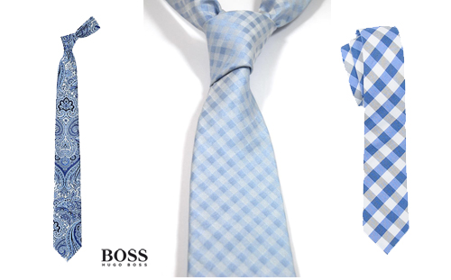 Cravate Imprimé Mode Homme