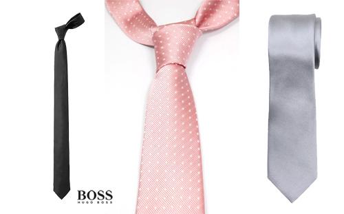 Cravate slim sélection blog mode homme