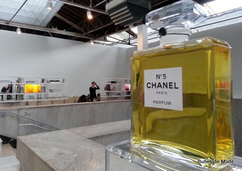 Chanel Culture Chanel N5 Palais Tokyo