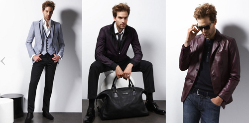 Collection Hommes Karl Lagerfeld