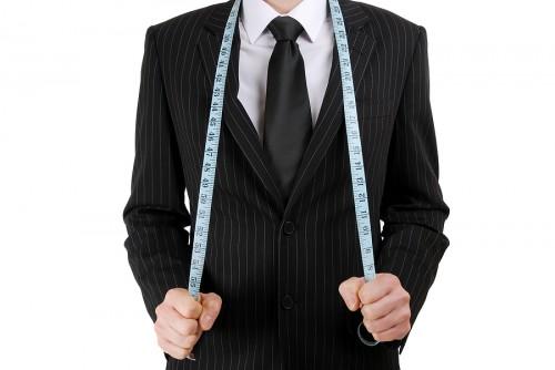 Comment choisir son costume d'homme la taille