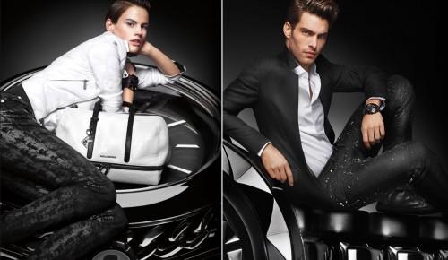 Karl Lagerfeld concept store homme femme