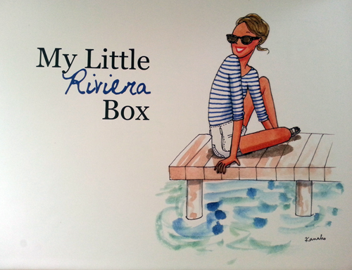 My little Box Riviera Mai 2013