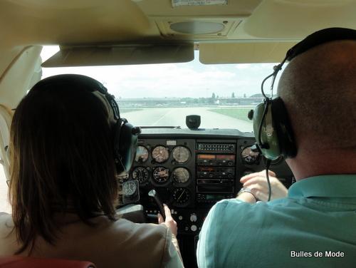 Piloter un avion Lyon Planet'Pilote idée cadeau découverte