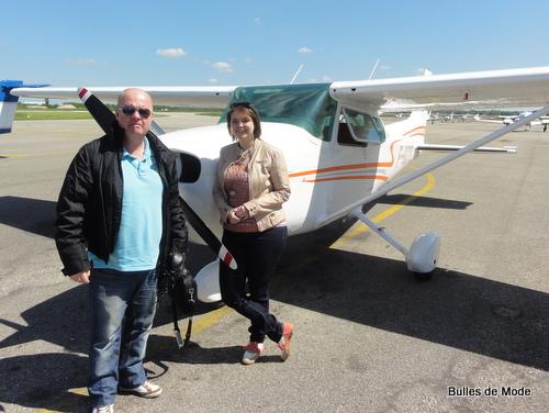 Planet'Pilote Lyon piloter un avion idée cadeau sensations !