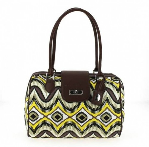 Sac flashy jaune