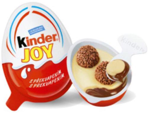 Pause Gourmande : Kinder Joy, nouveauté de la famille Kinder !