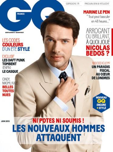 Avoir du style top des magazines de mode homme gq nicolas bedos