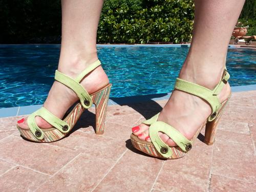 Galibelle shoes chaussures personnalisables, modèle SARAH