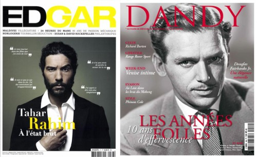 Magazine de Mode masculine Edgar Dandy