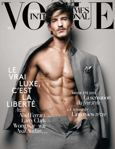 top magazines mode homme vogue hommes international