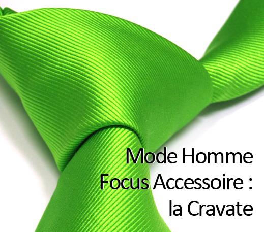 Mode Homme Accessoire Cravate