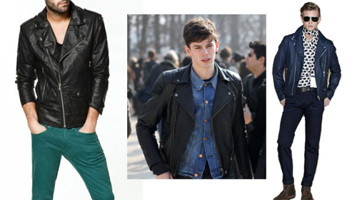 Comment porter le perfecto mode homme