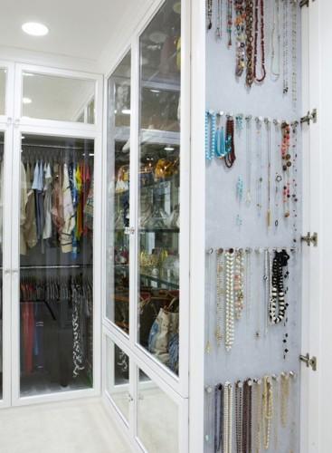 Dressing idéal conseil organisation bijoux