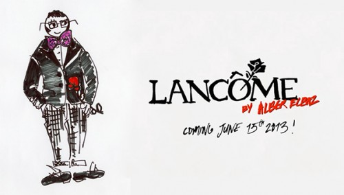 Lancôme by Alber Elbaz cosmétiques 2013
