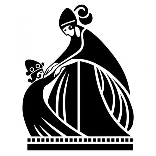 Logo Lanvin fille