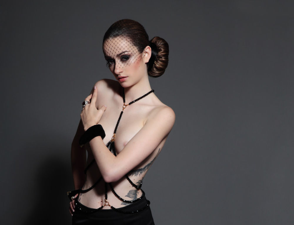 Découverte : Paloma Casile, créatrice lingerie de séduction