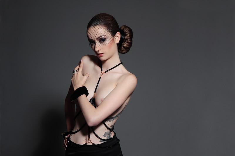 Paloma Casile Lingerie bijou sexy