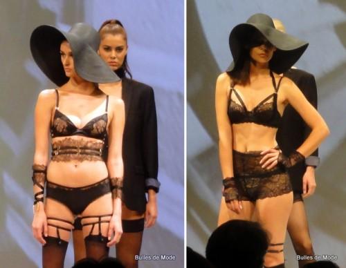 Paloma Casile création lingerie