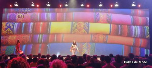 Scénograhie Défilé Maillots de Bain Mode City 2013 Tendances 2014 (2)