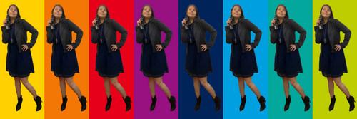 Kiabi Happy Colors Hiver 2013 Bulles de Mode