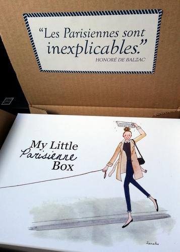 My Little Box Parisienne Rentrée Septembre 2013 (1)