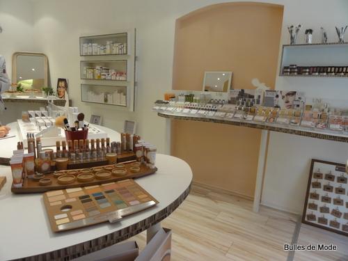 Shopping Beauté Bio Make Up Lyon M&Oz (1)