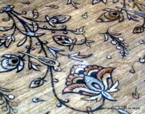 Carré de Soie Hermès au Musée des Tissus de Lyon (2)