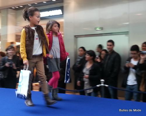 Défilé Lyon Fashion City Enfants octobre 2013