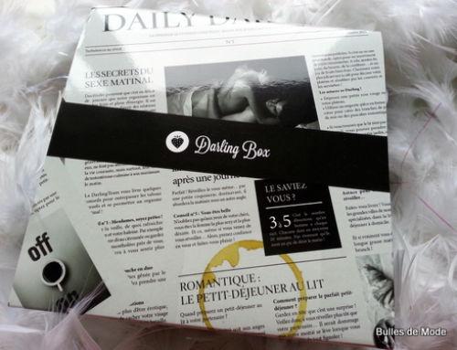 Darling Box, une box pour les Zamoureux !