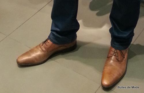 Porter  le jean au boulot Chaussures de ville
