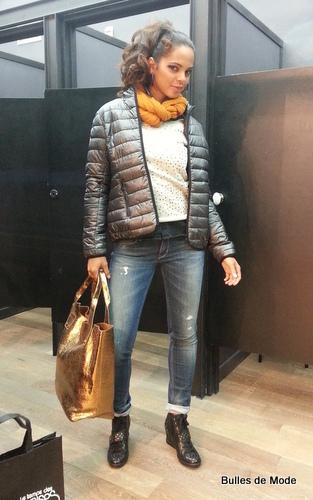 Styliste chez Le temps des cerises Lyon Fashion City