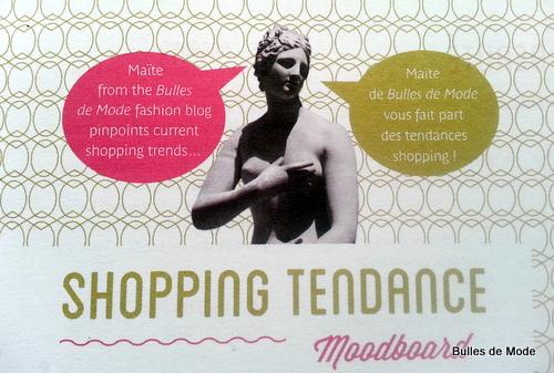 Bulles de Mode pour My Presqu'île shopping