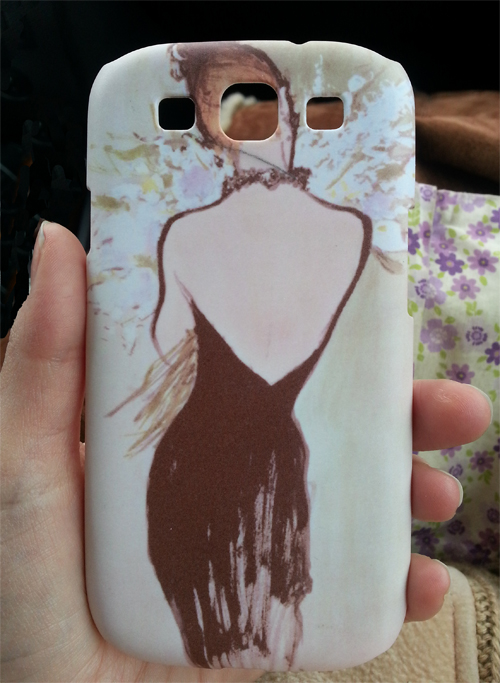 Ma Création Coque Samsung Galaxy S3 Caseable