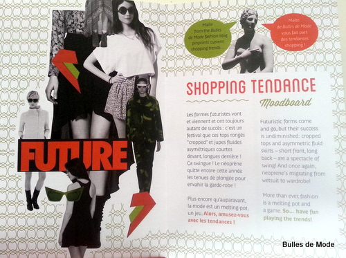 Moodboard Tendance Shopping Bulles de mode pour My Presqu'île (2)
